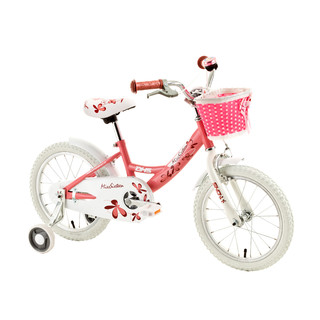 "Children bike DHS 1602 Miss Sixteen 16"" - model 2014 - Pink"