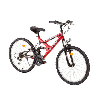 "Kids bike Reactor Fox 24"" - model 2014 - Red"