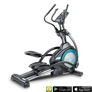 Elliptical Trainer inSPORTline inCondi ET660i II