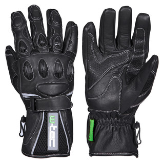TWG-170 W-TEC Perfect motorcycle gloves - Black