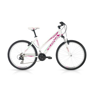 Women's Mountain Bicycle ALPINA ECO LM White-Violet 26ʺ - 2016 Offer