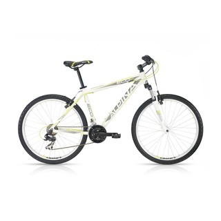 "Mountain Bicycle ALPINA ECO M10 White-Lime 26"" – 2016 Offer"