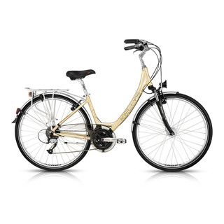 City Bike KELLYS Avenue 70 - 2015 - Brown