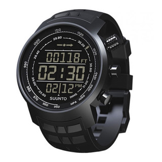 Outdoor computer Suunto Elemenum Terra  N/ All Black rubber