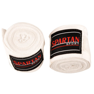 Boxing bandages Spartan - White