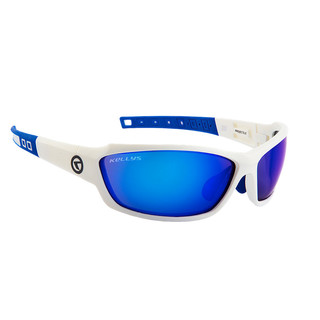 Bicycle glasses KELLYS Projectile - Blue-White