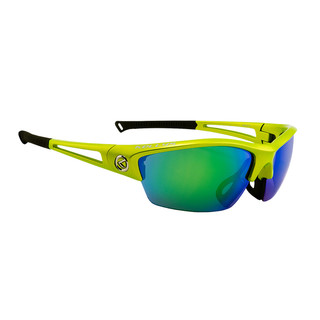 Bicycle glasses KELLYS Wraith - Lime