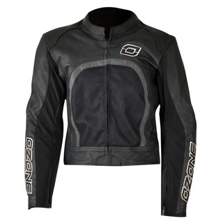 Leather jacket Ozone Evotec