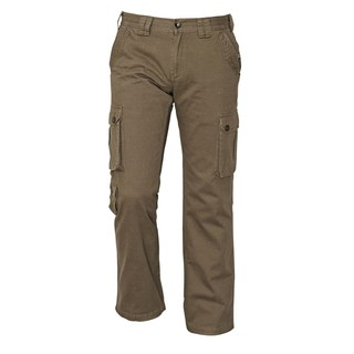Pants Chena - Olive Green