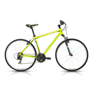 Cross Bike KELLYS Cliff 10 - 2015 - Green