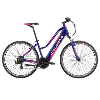 Women's Cross E-Bike Crussis e-Cross Lady 1.4 – 2019