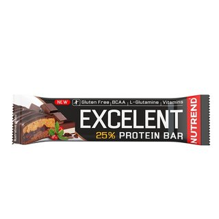 Protein Bar Nutrend Excelent Bar Double 85 g