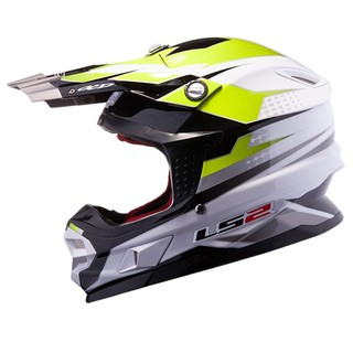LS2 Factory Motorcycle Helmet