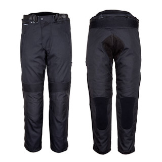 Women's Motorcycle Trousers ROLEFF Textile - Black