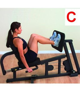 GLP Body-Solid Leg Press