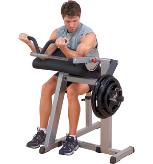 GCBT380 Body-Solid Biceps and Triceps Machine