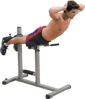 GRCH322  Body-Solid Back Hyperextension