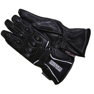 WORKER Perfect motorcycle gloves - Black