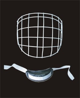 WORKER Ice-Hockey Helmet Cage