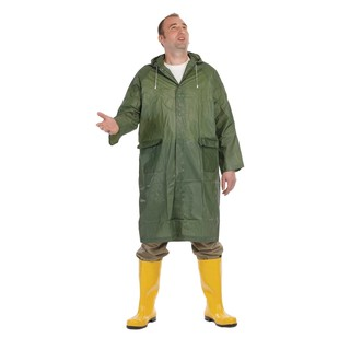 Fishing Raincoat Irwell - Green