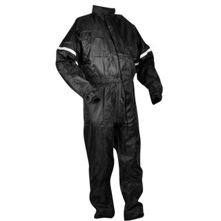 Ozone Suits against rain - Black