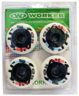 WORKER Jules 70 mm wheels