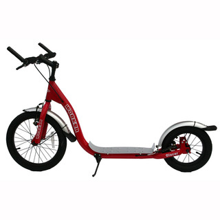"WORKER Glacer Scooter 16"" and 12"" NEW - Red"