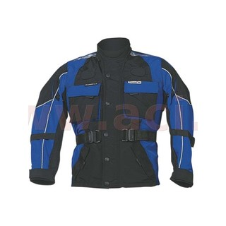 Moto Jacket ROLEFF Kids - Blue-Black