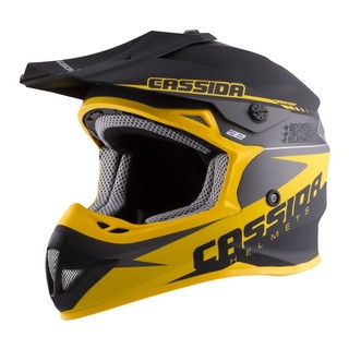 Children's Motocross Helmet Cassida Libor Podmol – Limited Edition