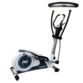 Elliptical inSPORTline Madison – White