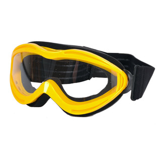 WORKER VG6920 Junior motorcycle glasses - Yellow