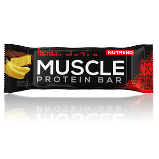 Protein bar Nutrend Nutrend Muscle Protein Bar, 55 g
