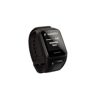 GPS Watch TomTom Spark Fitness Cardio + Music - Brown