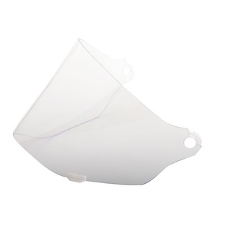 Replacement Plexiglass Shield for V370 Motorcycle Helmet - Clear