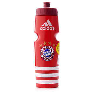 Sports Water Bottle FC Bayern 0,75 l Red