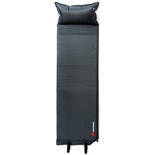 Self-Inflating Mattress Meteor Classic 900g Black
