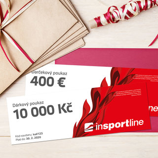 Gift card - 400 €