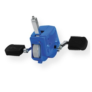Fly-wheel added pedals for JD Bug toddler Billy - Blue