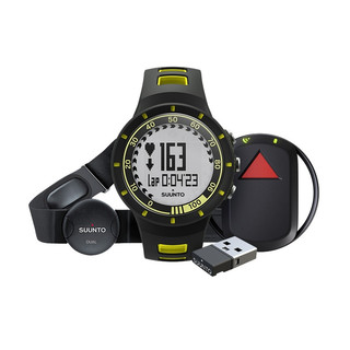 Sporttester Suunto Quest Yellow GPS Pack