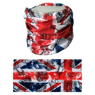 Neck Warmer MTHDR Scarf Union Jack London
