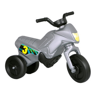 Balance Bike Enduro Mini - Silver
