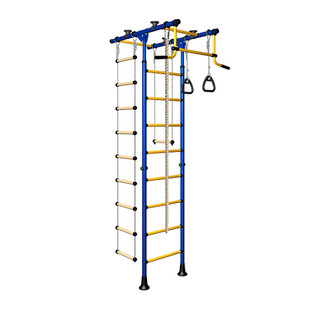 Suprafort jungle gym DRAGON - Blue