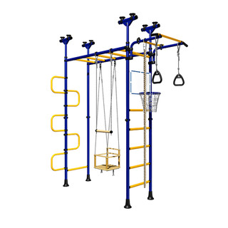 Suprafort jungle gym MINOTAUR - Blue