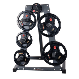 Storage Rack for Olympic Weight Plates inSPORTline PR5010