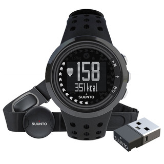 Sporttester Suunto M5 Men All Black Pack (+ M.MINI)
