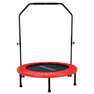Trampoline with Handlebar inSPORTline Bambi Plus 97 cm