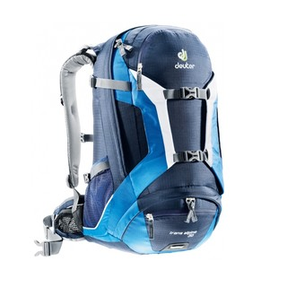 Cycling Backpack DEUTER Trans Alpine 30 2016 - Blue