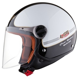 Motorcycle Helmet LS2 Travis