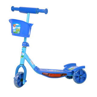 WORKER Tri 100 scooter - Blue