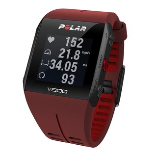 Sport Tester POLAR V800 HR - Red